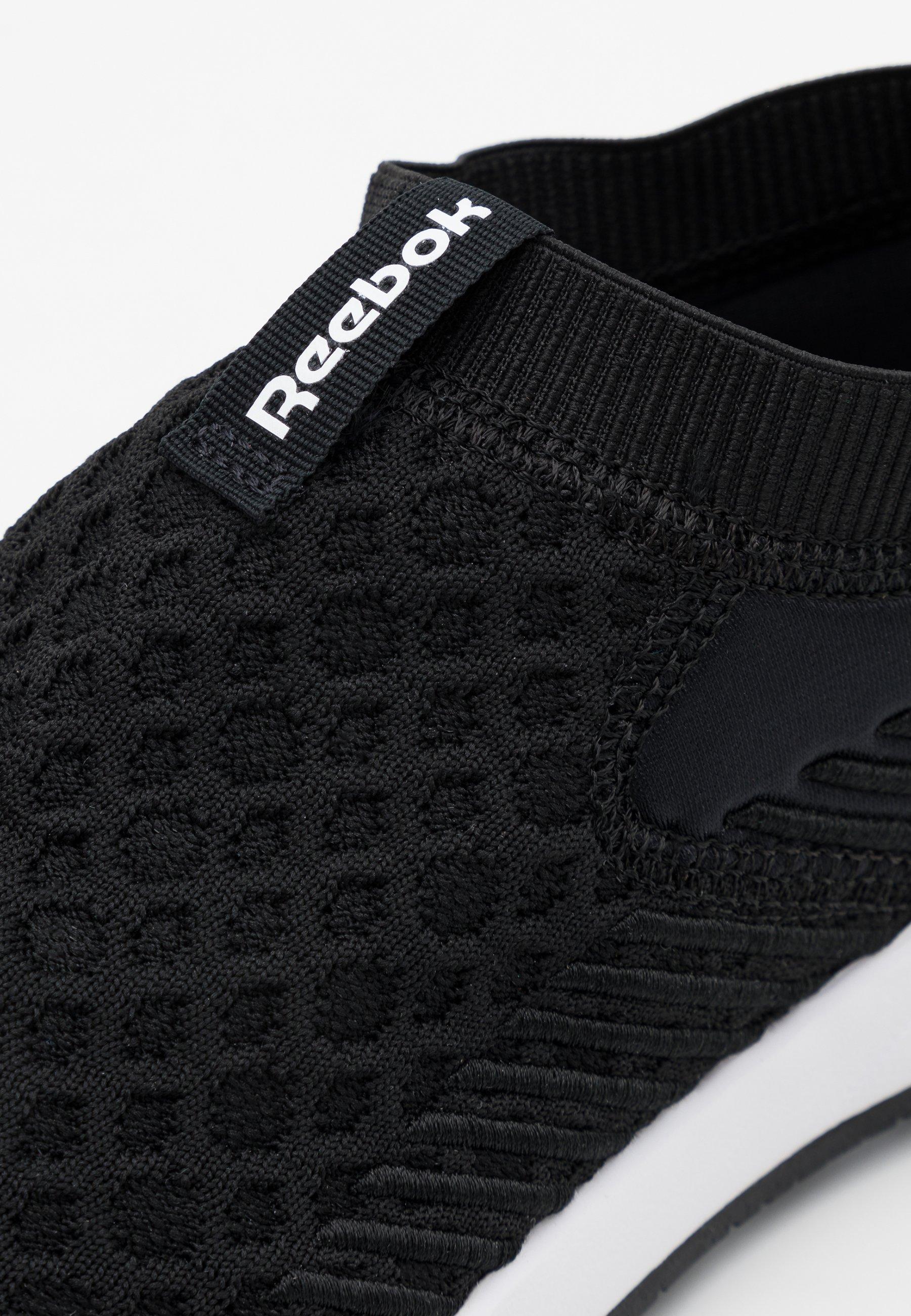 EVER ROAD DMX SLIP ON Chaussures de course blackwhite