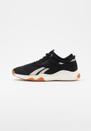 REEBOK HIIT TR - Chaussures d'entraînement et de fitness - black/chalk/moodus