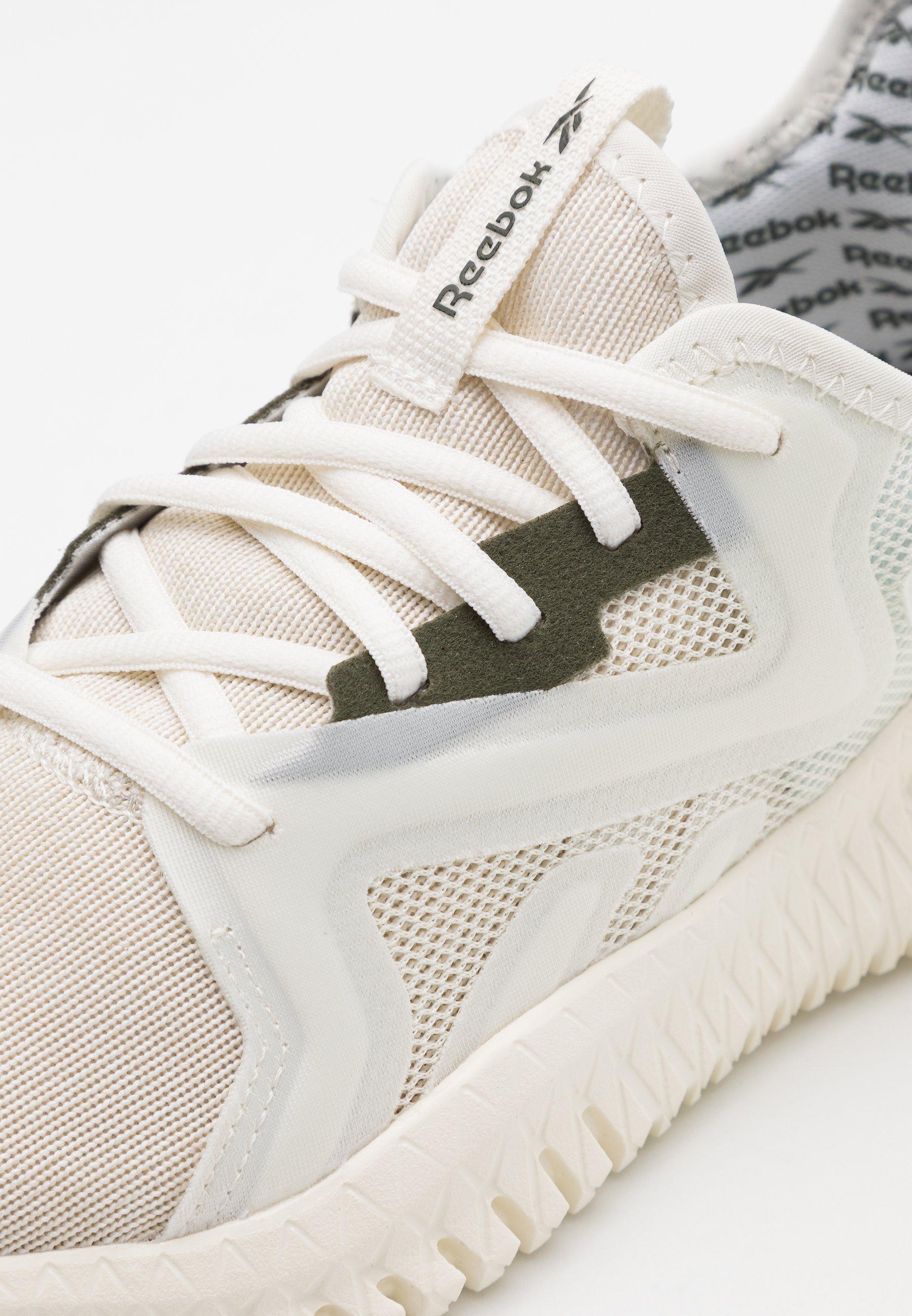 FLEXAGON 3.0 Chaussures d'entraînement et de fitness chalkpopgreenalabaster