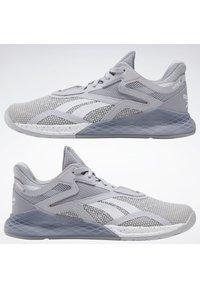 Reebok - REEBOK NANO X SHOES - Trainers - grey - 5