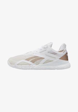 REEBOK NANO X SHOES - Baskets basses - white
