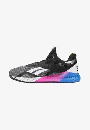 NANO X SHOES - Sneakers - black