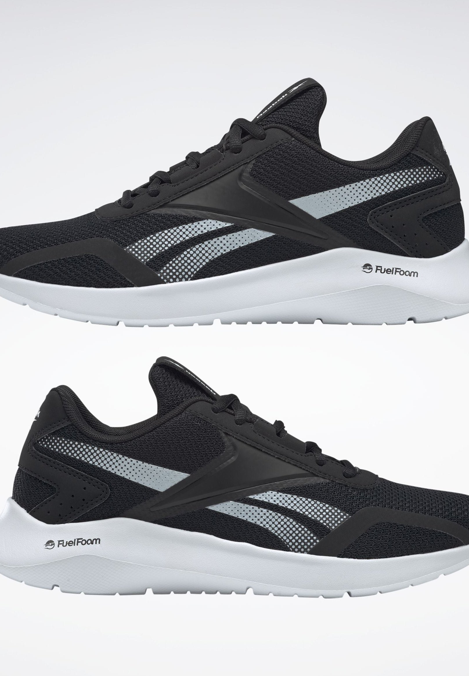 Reebok REEBOK ENERGYLUX 2 SHOES - Laufschuh Neutral - black 72IH55