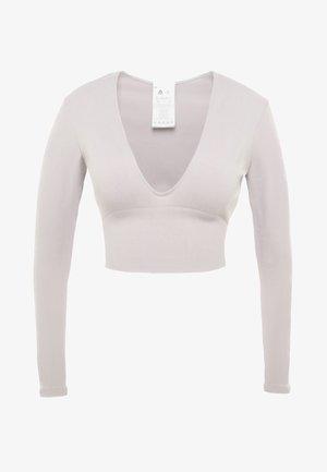 NATURE X - Sweatshirt - lavender