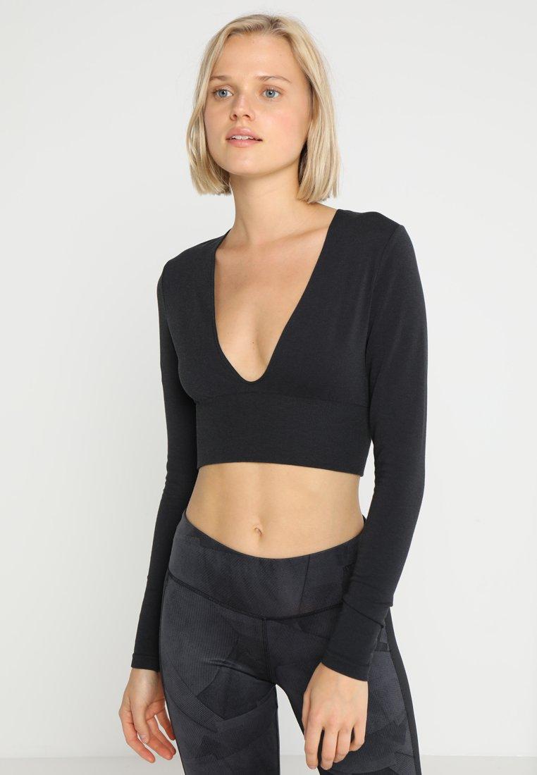 Reebok - NATURE X - Sweatshirt - black