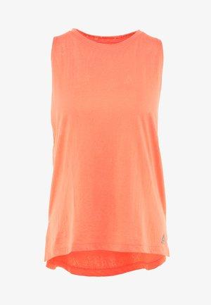TANK - Funkční triko - orange
