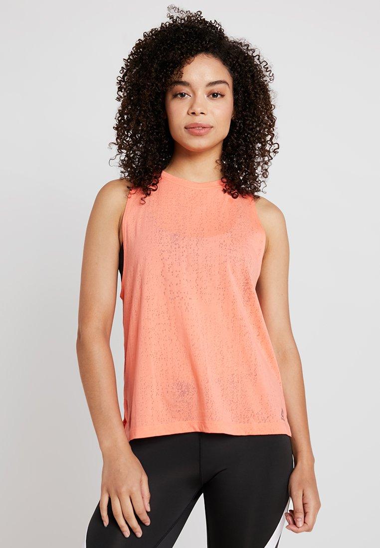 Reebok - TANK - Camiseta de deporte - orange