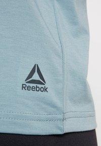 Reebok - LONG SLEEVE - Long sleeved top - teal - 6