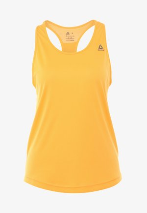 TRAINING PERFORMANCE MESH TANKTOP - Sports shirt - sogold