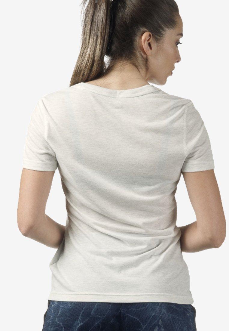 Reebok T-shirts med print - off-white