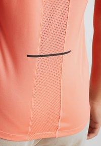 Reebok - TEE - T-Shirt print - orange - 7