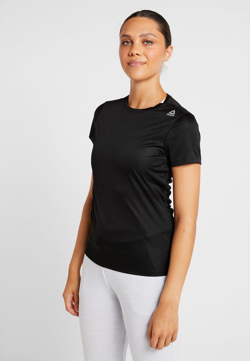 Reebok - TEE - T-shirts print - black