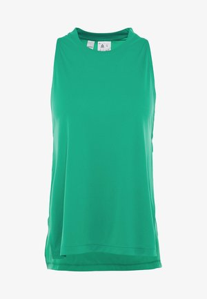 MEET YOU THERE TRAINING TANKTOP - Treningsskjorter - emeral