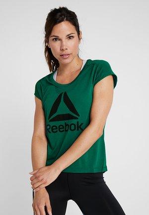 SUPREMIUM 2.0 TEE - T-shirt print - green