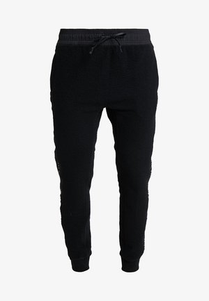 LIGHTWEIGHT JOGGER - Tracksuit bottoms - black