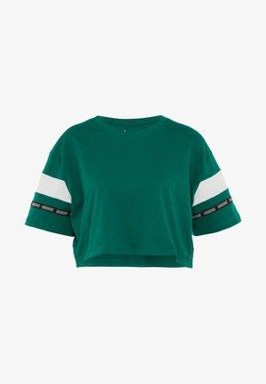 SOLID TEE - T-Shirt print - green