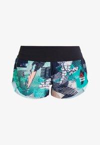 Reebok - SHORT PRINT - Sports shorts - emeral - 4
