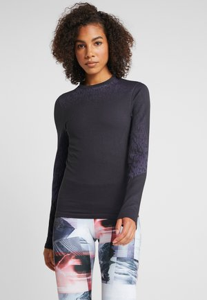 THERMOWARM BASE LAYER - Funktionsshirt - black