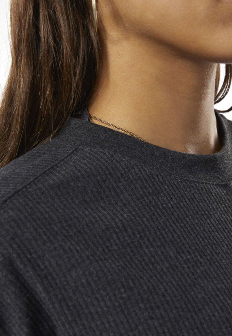 Black TeeT Training Reebok Ribbed Basique Essentials shirt wPnk8N0OX