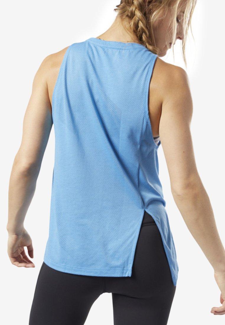 Burnout Sport Tank One Series De TopT Reebok shirt Blue 1KlFJc