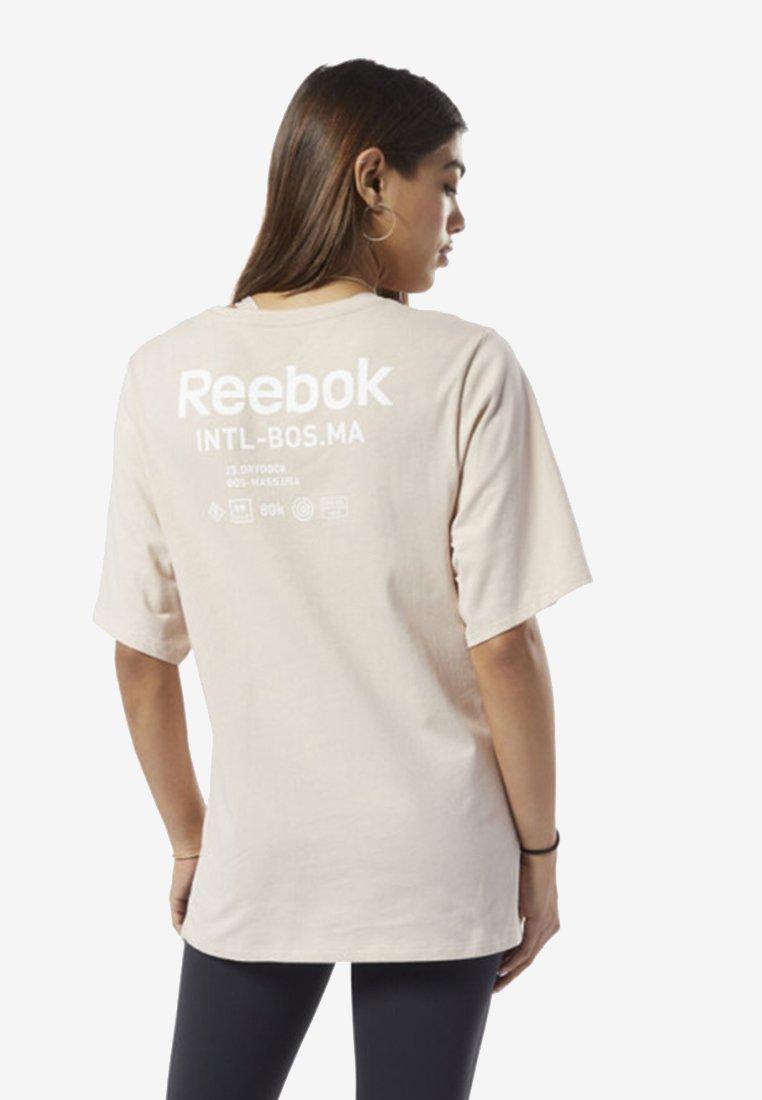 Graphic Supply Training Sport Buff Reebok TeeT De shirt 1lJ3KTFc