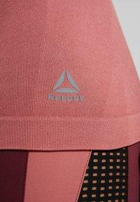 Reebok - SEAMLESS MATERNITY TANK - Top - rosdus - 5