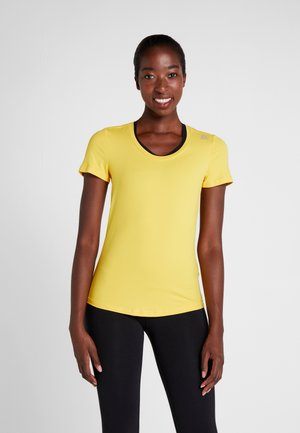 TEE - T-shirts basic - toxic yellow