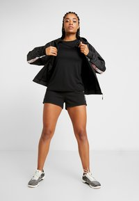Reebok - TEE - Long sleeved top - black - 1