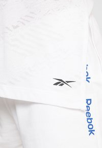 Reebok - BURNOUT TANK - Top - white - 5