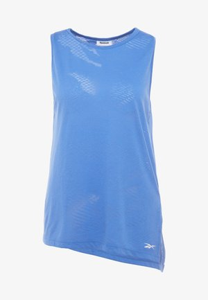 BURNOUT TANK - Top - blue