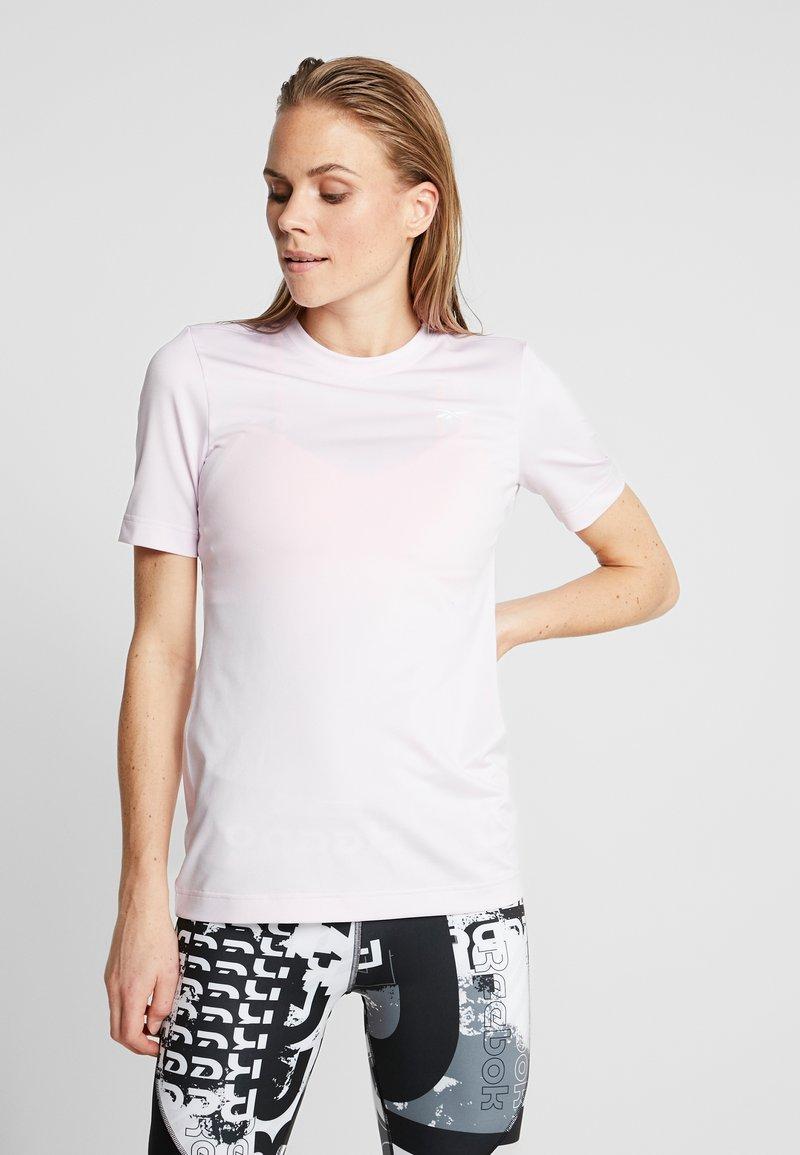 Reebok - TEE - Camiseta básica - pink