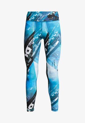 LUX ONE SERIES TRAINING LEGGINGS - Leggings - seatea