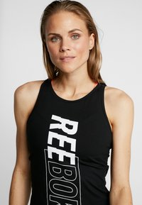 Reebok - READ TANK - Top - black - 4
