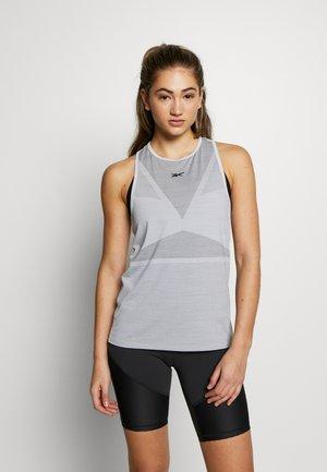 ACTIVCHILL VENT TANK - Treningsskjorter - grey