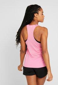 Reebok - TANK - Camiseta de deporte - pink - 2