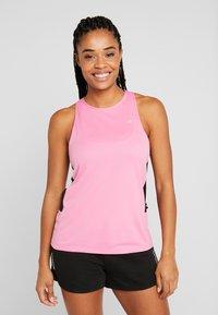 Reebok - TANK - Camiseta de deporte - pink - 0