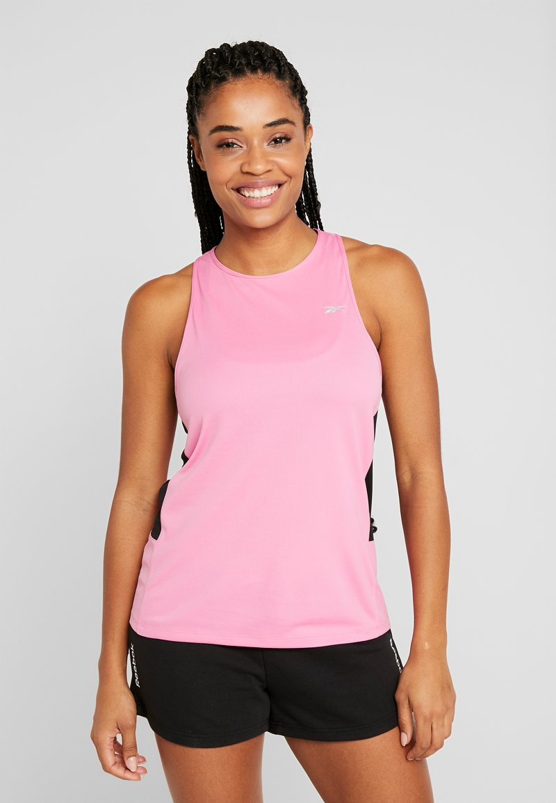 Reebok - TANK - Camiseta de deporte - pink