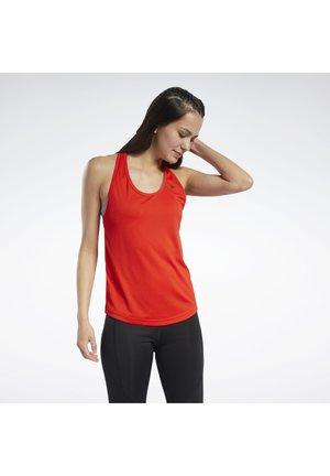 MESH BACK TANK TOP - Sports shirt - insred