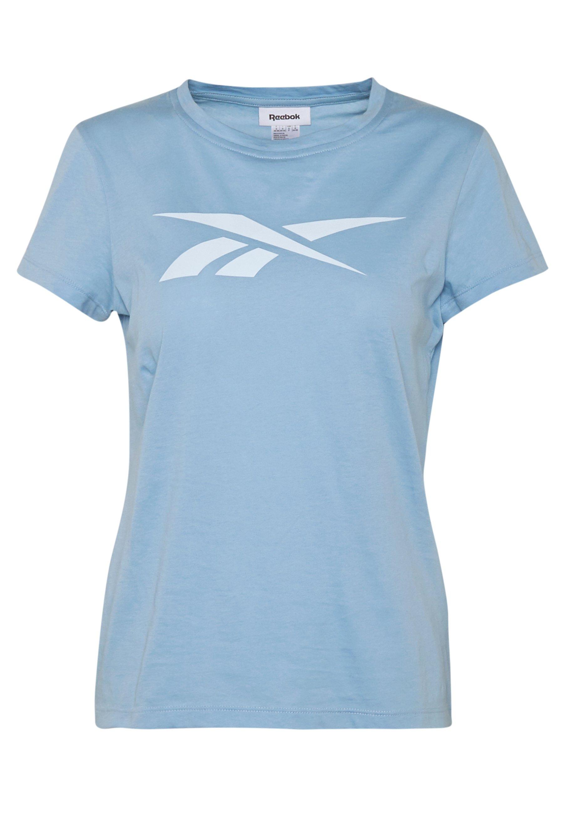 Reebok Vector Tee - Print T-shirt Blue