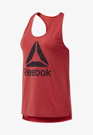 WOR - T-shirt de sport - rebel red