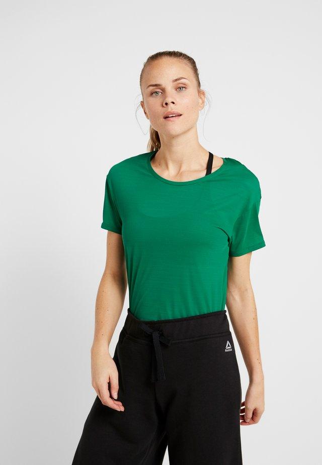 TEE - Camiseta básica - clover green