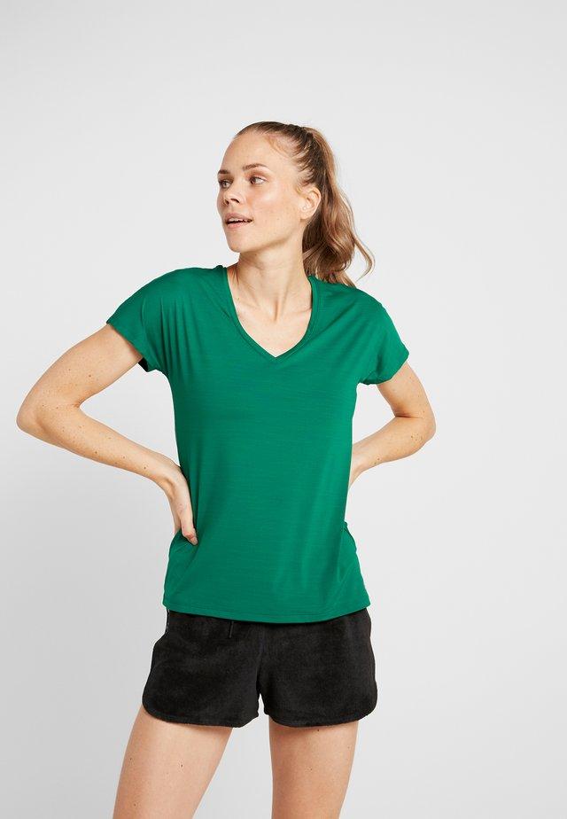 TEE - T-shirt basic - clover green