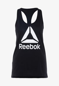 Reebok - TANK  - Treningsskjorter - black - 3