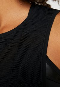 Reebok - PERFORMANCE TANK - Treningsskjorter - black - 4