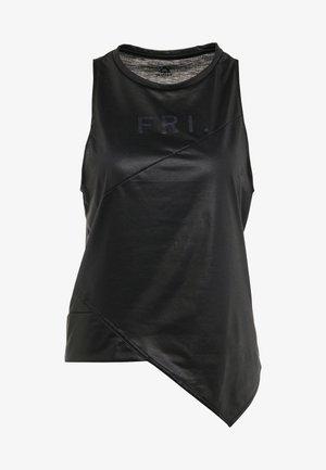 GRAPHIC TANK - Top - black
