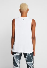 Reebok - MUSCLE - Top - white