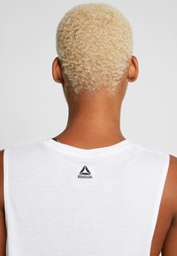 Reebok - MUSCLE - Top - white - 5
