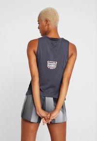 Reebok - TANK GAMES - Sports shirt - heritage navy - 2