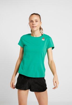 TEE GAMES - T-shirt imprimé - emerald
