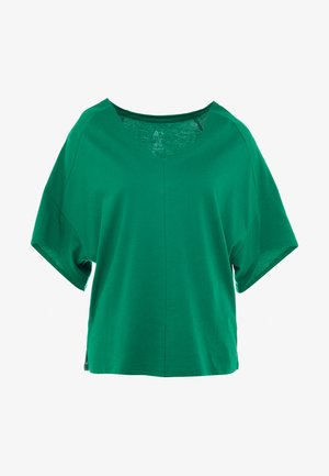 TEE - Basic T-shirt - clover green